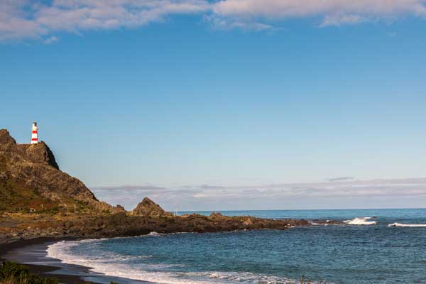 Accommodation Ngawi, Cape Palliser near Lake Ferry and Martinborough